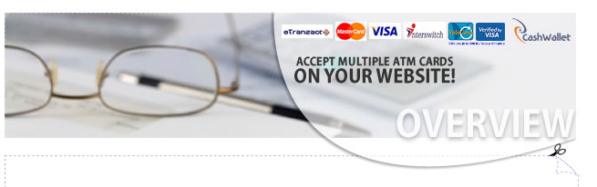ACCEPT MULTIPLE CREDIT CARDS ON YOUR WEBSITE